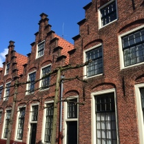 Gevels Haarlem Foto Groengrijs:Thea Seinen IMG_7606