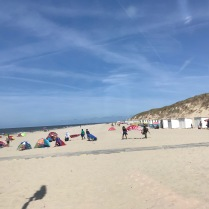 Texel strand Foto Groengrijs IMG_2048