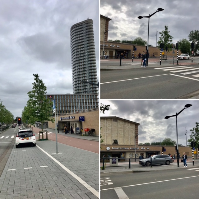 Opstapplaats Amstelstation